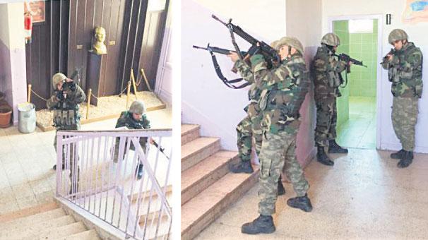 Anaokuluna PKK bombası