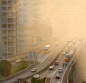 Hava kirliliği en yoğun burada yaşanıyor!