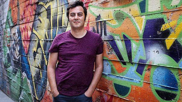 2015 Yılın Telif Kitabı ödülü Ahmet Büke'nin!