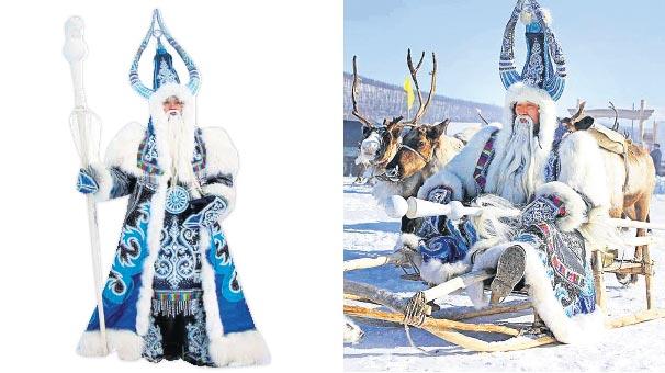Türklerin Ayaz Ata'sı Noel Baba'ya karşı