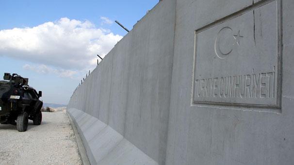 İran sınırına duvar örülmeye başlanıldı