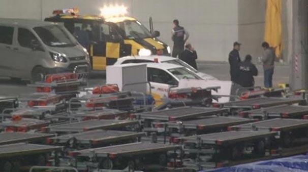 Sabiha Gökçen Havalimanı'ndaki saldırıda flaş gelişme