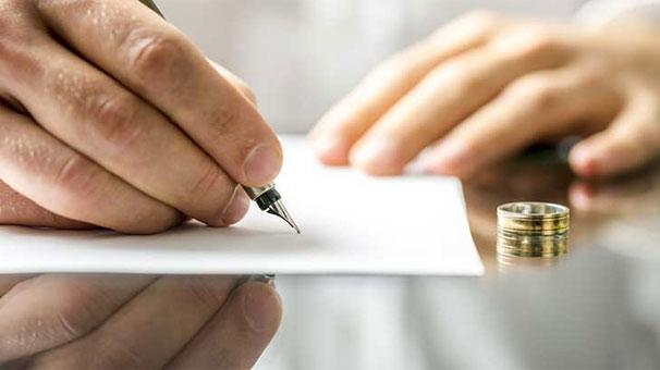 22 bin çift, yetim maaşı için anlaşmalı boşanmış