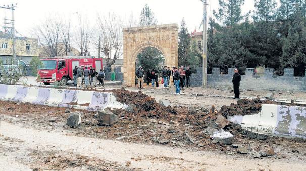 Şırnak ve Sur'da saldırı: 6 şehit