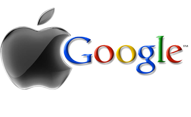 Google'dan Apple'a Servet!