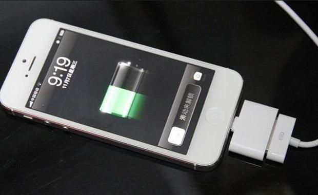 İphone  Şarj sorununa çözüm buldu!