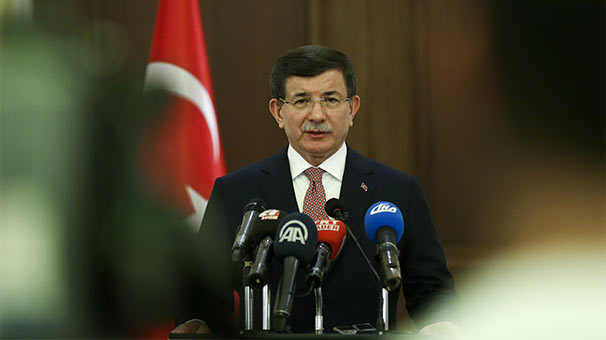 Foreign snipers shoot ambulances in Cizre, Davutoğlu says