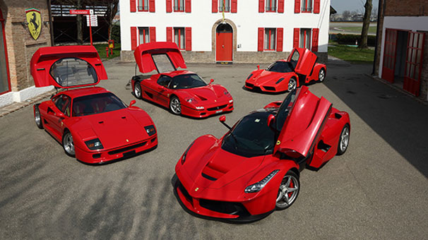 Ferrari Suv 252 Retecek Mi Haberler Son Dakika