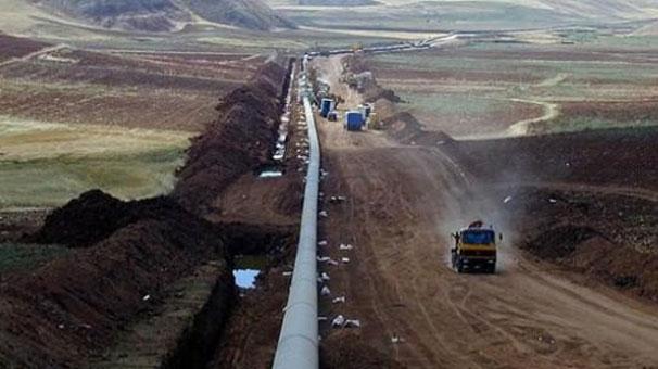 Şırnak doğalgaz boru hattı ihalesine 4 teklif