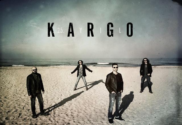 Kargo yeni albüm öncesinde Mask sahnesinde!