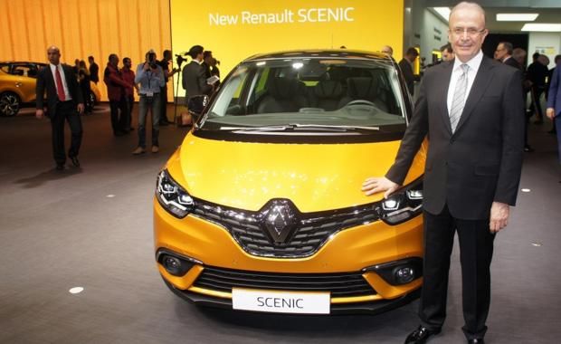 Renault'dan Cenevre'de 2 dünya prömiyeri