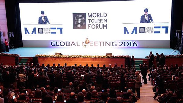World Tourism Forum turizm otoritelerinden tam not aldı