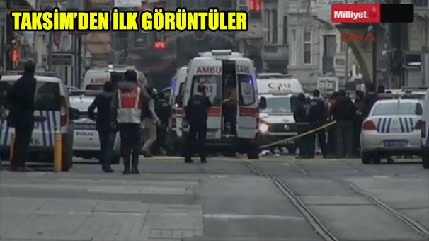 İstanbul Valisi: Patlamanın nedeni canlı bomba