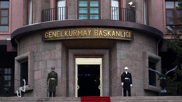 TSK açıkladı: 25 terörist öldürüldü