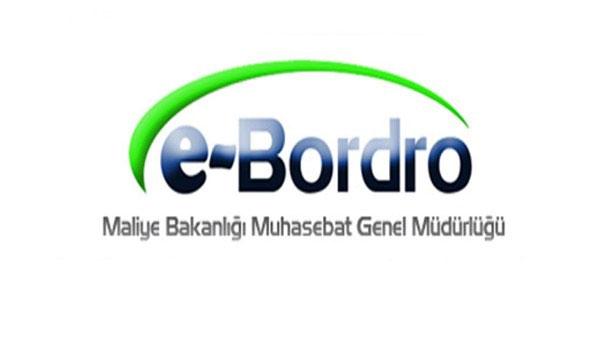 2016 E-bordro sorgulama işlemi!