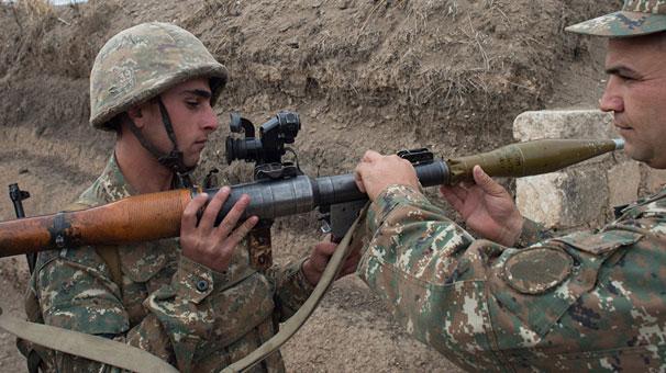 Azerbaycan: Ermeni güçleri ateşkesi 117 kez ihlal etti