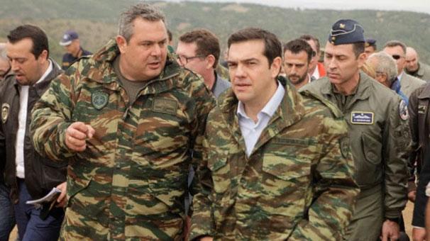 Kammenos'tan Yunanistan ordusuna 'Türkiye emri'