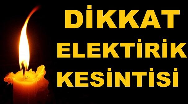 Dikkat! İstanbul'da hafta sonu elektrik kesintisi