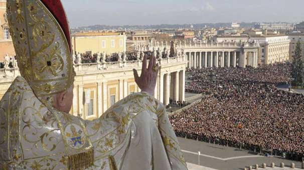 DAEŞ'in hedefinde Vatikan var