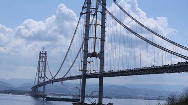 'Osman Gazi Köprüsü'nün ücreti değişebilir'