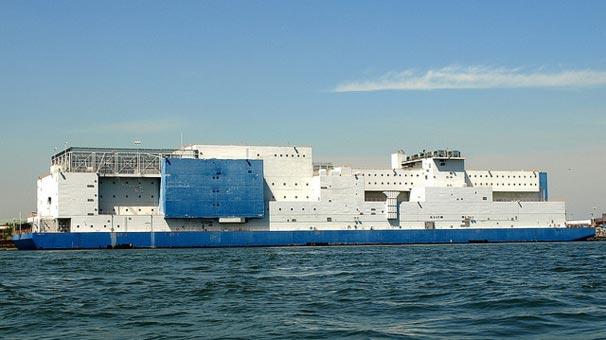 Çin, açık denizlerde yol alabilen nükleer santral yapacak 1
