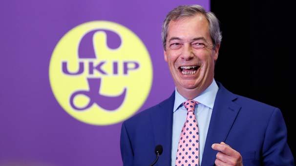 İngilterede AB ve göçmen karşıtı UKIPe kadın lider