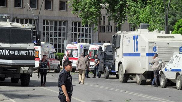 Gaziantep'te daha büyük bir facia yaşanmasını şehit polis engelledi