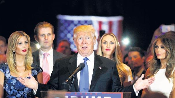 Cumhuriyetçi Parti'de Trump rakipsiz kaldı