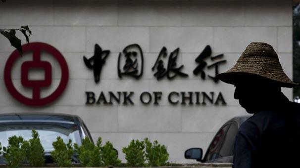 Bank of China'ya 'resmen' kuruluyor