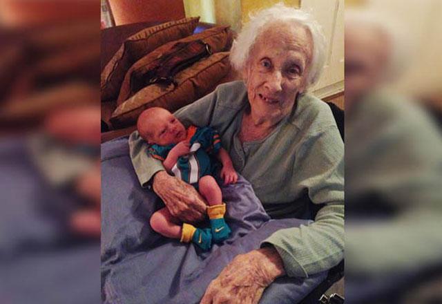 Avrupa'nın en yaşlı kadını 116 yaşına öldü 32