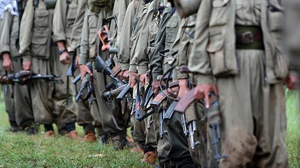 PKK'lı 4 isim son anda yakalandı!