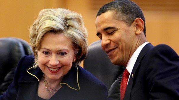 Obama desteklediği ismi açıkladı