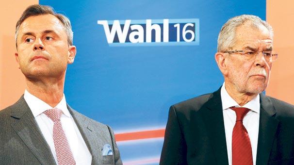 Avusturya'da aşırı sağ için bir şans daha