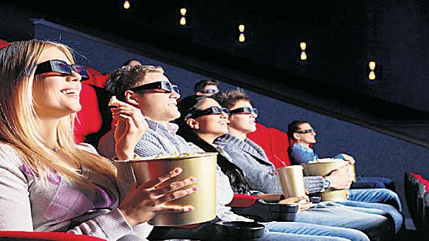 En az sinemaya giden: Samsun