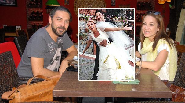 Dolunay Soysert ve Sinan Tuzcu boşandı
