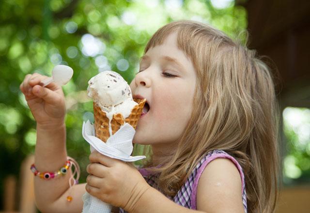 Bebekler Dondurma Yiyebilir mi 4