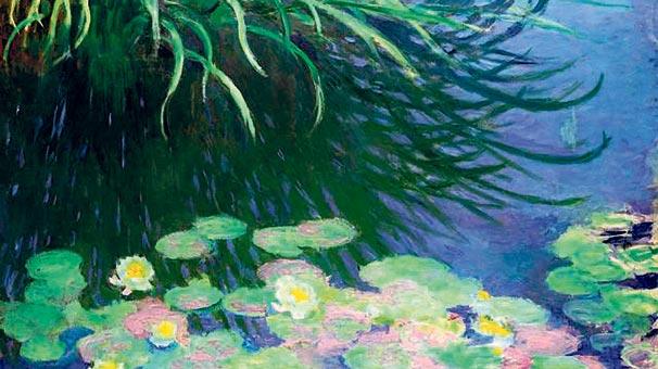 Van Gogh ve Monet nin tablolarına el konuldu
