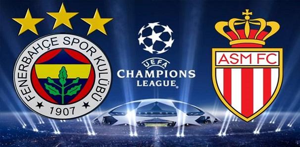 Fenerbahçe Monaco maçı özeti ve golleri 2-1 (UEFA Şampiyonlar Ligi)