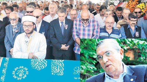 Türkeş'in damadı  Homriş vefat etti
