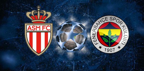 Monaco Fenerbahçe maçı özeti ve golleri (FB Monaco 1-3)