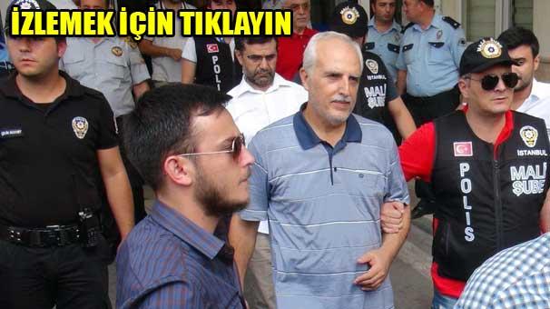 Hüseyin Avni Mutlu tutuklandı!