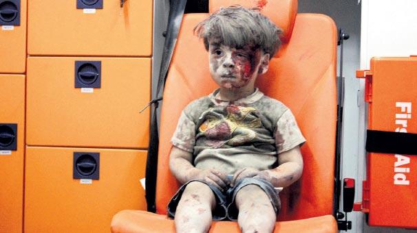 Suriye'de  milyonlarca Ümran var