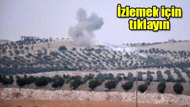 Suriye operasyonu bu mesajla öğrenildi
