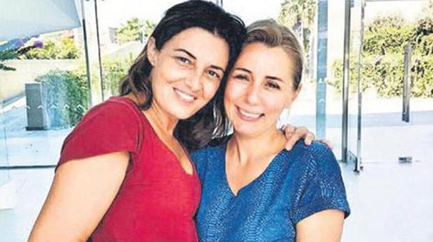 Bodrum'da Ayşe Çınar-Monica Mollina buluşması