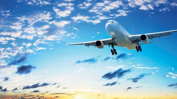 Asil Nadir havalimanıyla işe dönüyor
