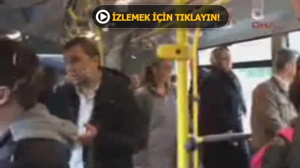 Metrobüste dua edenler, Dolmabahçe Sarayına koşanlar...