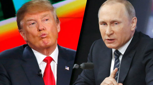 """İnanılmaz iddia! """"Trump'ı Putin seçtirdi"""""""