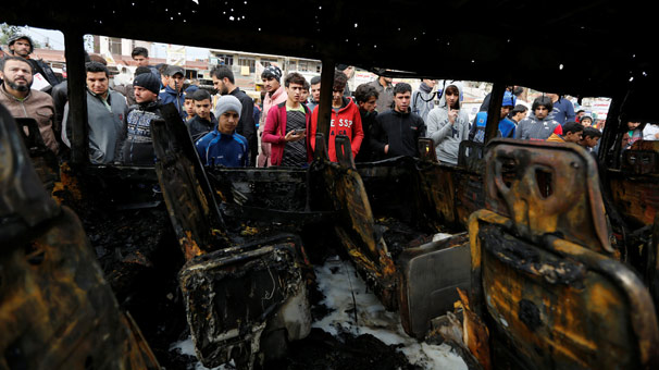 Son dakika: İki ayrı başkentte bombalı saldırı! Onlarca ölü var
