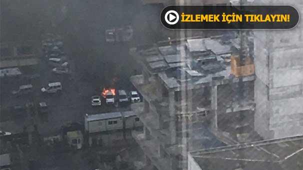 Son dakika: İzmir Adliyesi'ne bombalı araçla saldırı! 2 şehit...