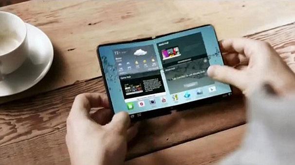 Samsung'un katlanabilir telefonları ne zaman çıkacak